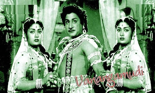 Vanangamudi-1957-Tamil-Movie-Download